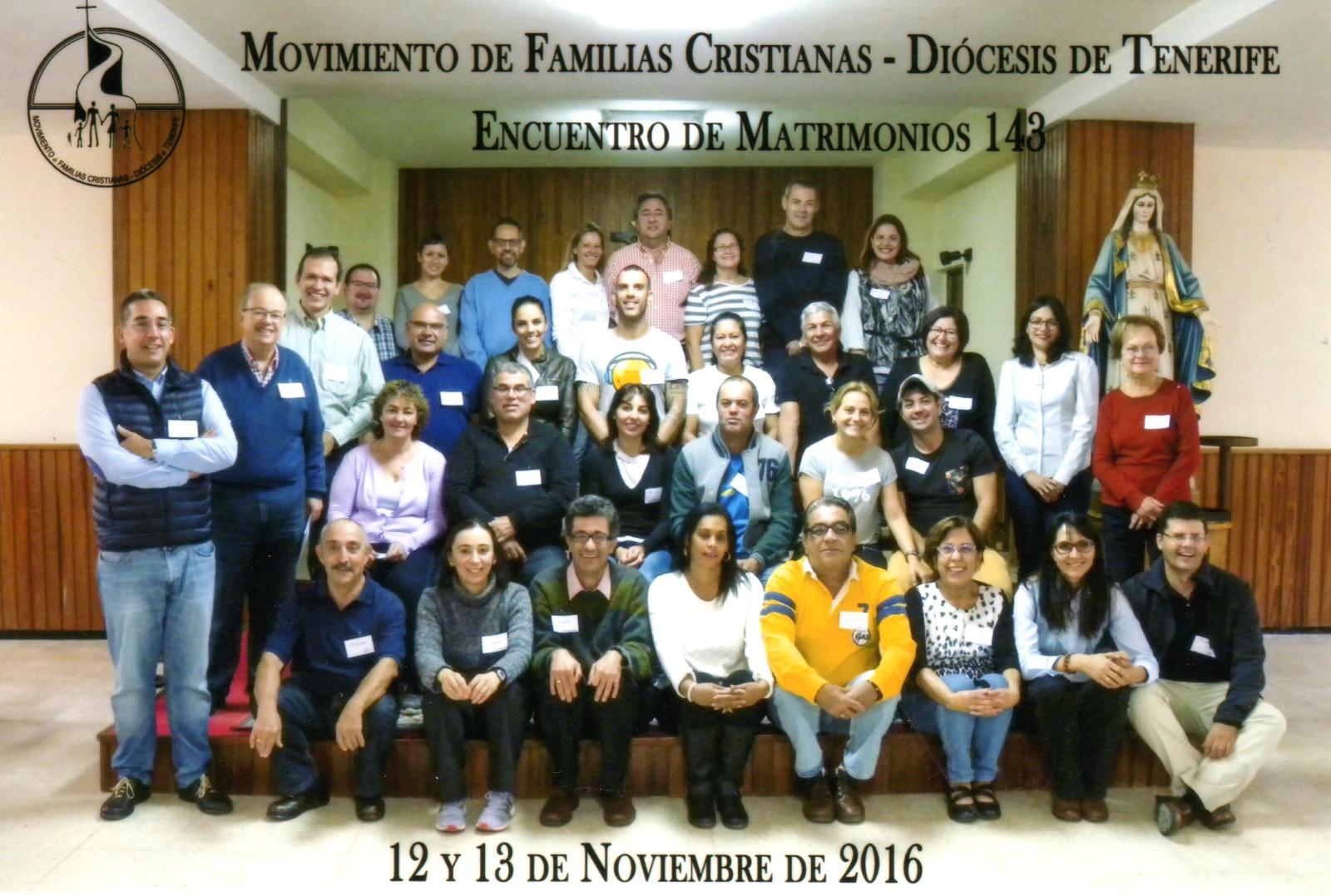 Participantes Encuentro 143